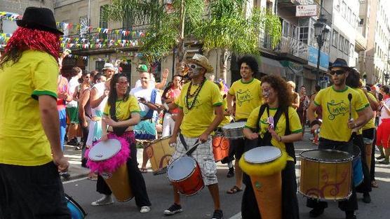 Bloquinho Brasileiro con APERTA