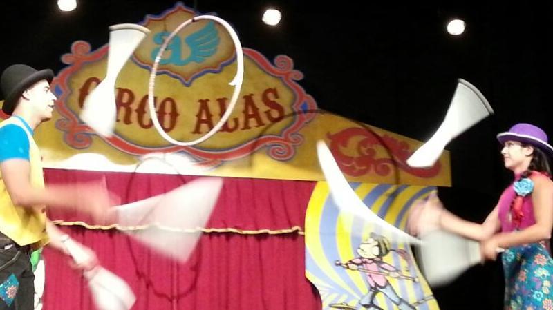 Circo Alas, Alas Circo