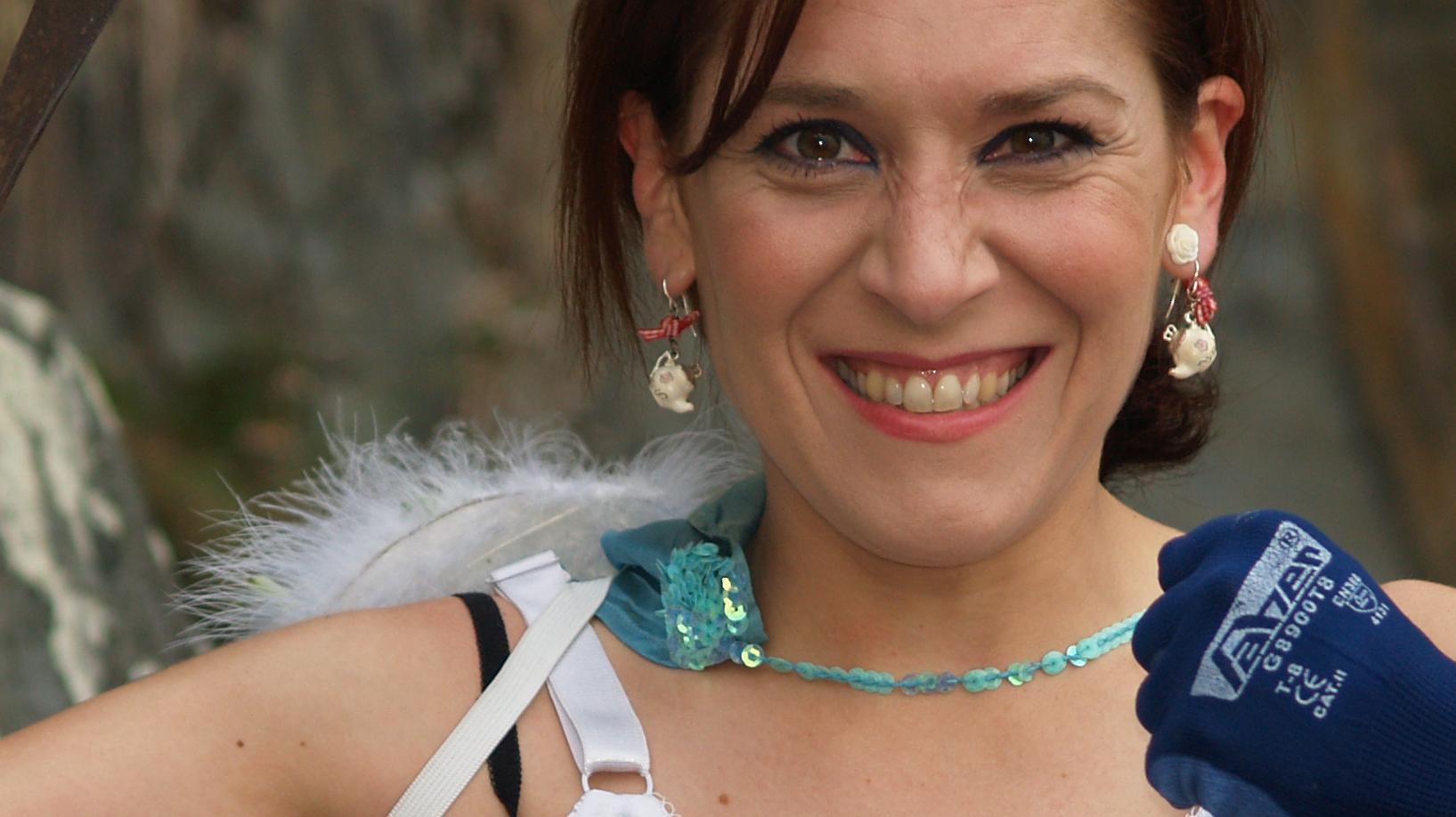 Nabiza Girl, Isabel Risco