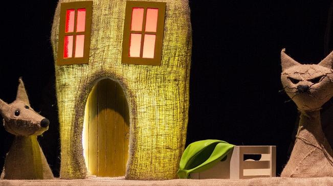 El lobo y la luna, Baobab Teatro