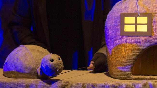 O lobo e a lúa, Baobab Teatro