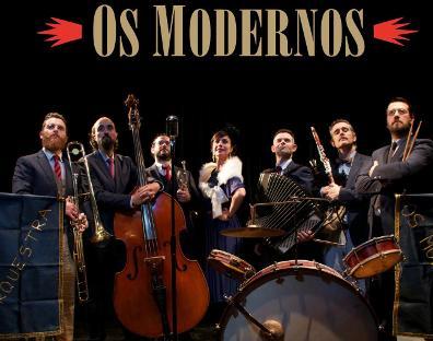 Dissimulem, Orquestra os Modernos
