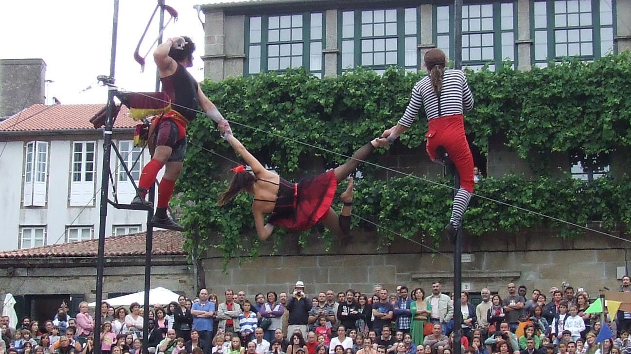 Vaya Circo!, Kanbahiota